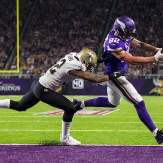Purple People Eaters Pod: Preview Vikings/Saints! 3rd Down Defense, Injuries on 'D', Recap Jets, & More!