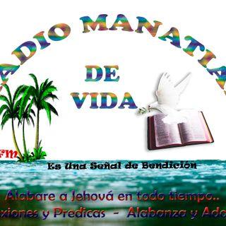 programa refelxion juvenil por radio manantial de vida