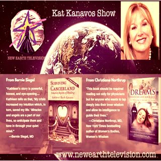 Kathleen OKeefe Kanavos Author Speaker Dream Expert on 2019-11-05 at 19.59.37