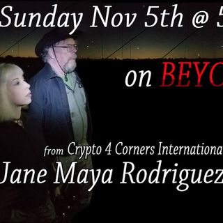 Crypto Researcher Jane Maya Rodriguez - Nov. 5/17