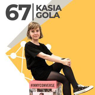 Kasia Gola-chcę zhakować kapitalizm-GeekGoesChic