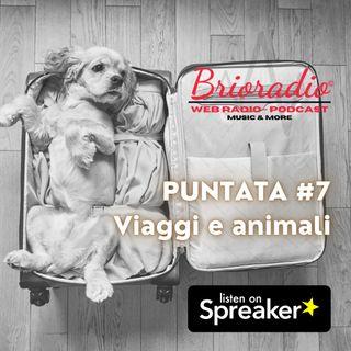 BrioRadio - Puntata #7 - Viaggi, animali e musica!