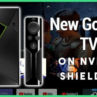 Hands-On Android 34: Install the New Google TV on Nvidia Shield TV