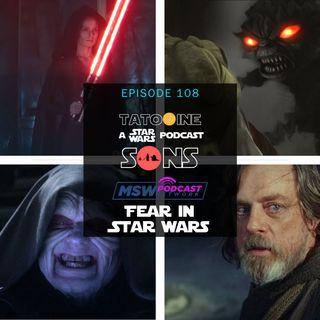 Fear in Star Wars