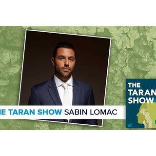 Taran Show 26 | Shark Tank contestant Sabin Lomac