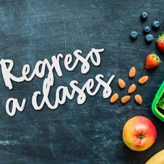 Regresar a clases con buenos hábitos alimenticios
