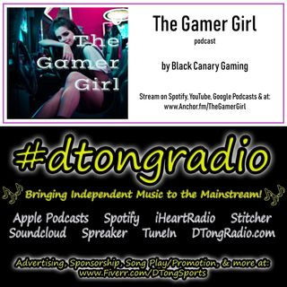 #MusicMonday on #dtongradio - Powered by Anchor.fm/TheGamerGirl