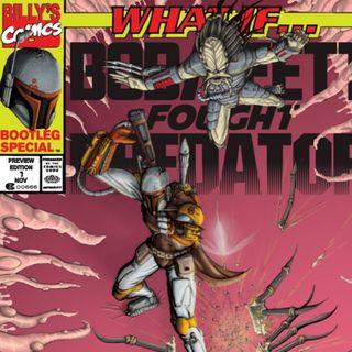 Star Wars Splash Page #210 -- Bounty Hunter