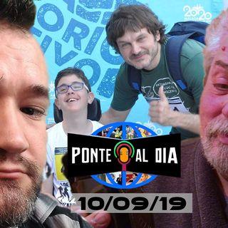 Carrera AEFAT Malaga | Ponte al día 11/09/2019