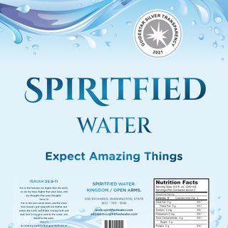 SPIRITFIED WATER GUARANTEE PROTECTION.