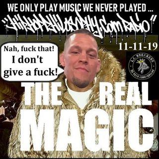 HipHopPhilosophy.com Radio - 11-11-19 - Monday Night Fresh