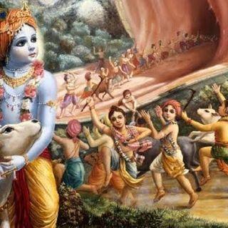 Killing Of Aghāsura demon