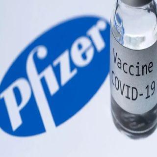 Aprueba México el uso de la vacuna Pfizer-BioNTec