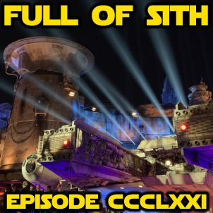 Episode CCCLXXI: Rumors and Disneyland