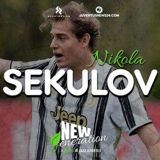 Chi è NIKOLA SEKULOV: l'attaccante amico di Kulusevski - Le 5 curiosità