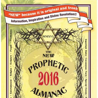 """A chat with Pastor Bill Jenkins on his new book """"Prophetic Almanac 2016"""" a prophetic look at the number 16"""