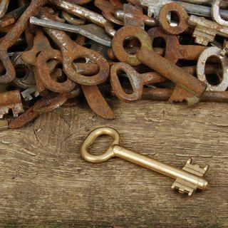 Mysteries Of The Kingdom Key