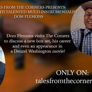 Multi-instrumentalist Dom Flemons