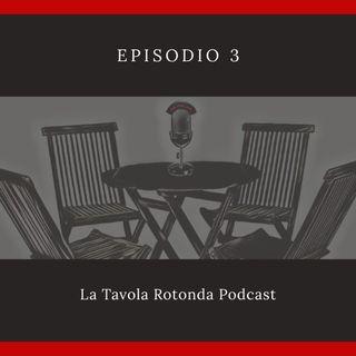 Episodio 3 - Il Buco, Cândido Godói