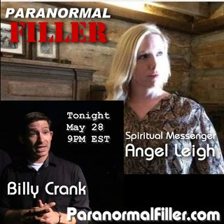 Angel Leigh and Billy Crank On Paranormal Filler
