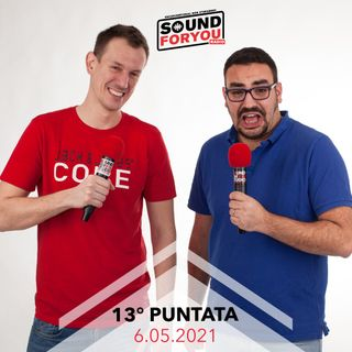 Sound For You Radio - Musica ribelle - 6.05.2021