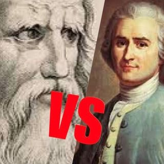 Dialogo immaginario tra filosofi: Platone VS Rousseau - Ventunesima Puntata
