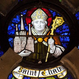 St. Chad: Unifier, Peacemaker and Bridge-builder ~ The Rev. Jeremiah Griffin  March 01, 2020