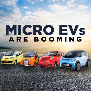 08. Micro Electric Cars Are Booming | $AYRO $FUV $KNDI