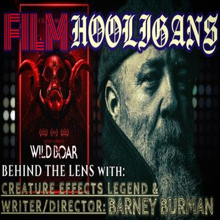 Behind the Lens with Barney Burman | Film Hooligans