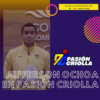 T2- Episodio 2: Jefferson Ochoa, taekwondista