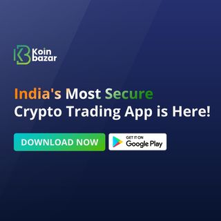 India's Simplest Bitcoin and Crypto Exchange Mobile App is Here!!!