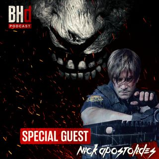 Exclusive Interview with Nick Apostolides (Leon Kennedy) | S1E1