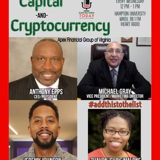 #Cryptocurrency & #Capital on Black Wall Street Today ( #BlackWallStreetToday by #BlackBRAND )