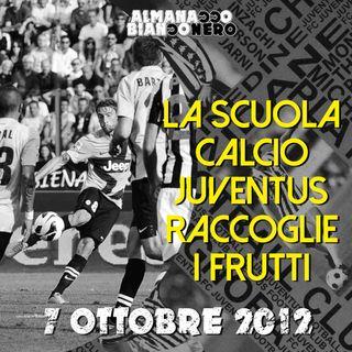 7 ottobre 2012 - La Scuola Calcio Juventus raccoglie i frutti