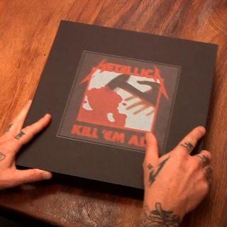 Metallica- Kill -Em All (Deluxe Edition) Unboxing Video