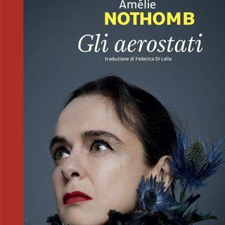 "Federica Di Lella ""Gli aerostati"" Amélie Nothomb"