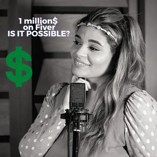 1 MILLION through FIVER! is It Possible?