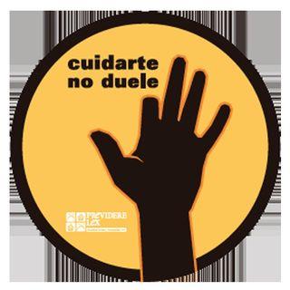 Roxana Resendez Sierras nos comparte recomendaciones para #Cuidartenoduele