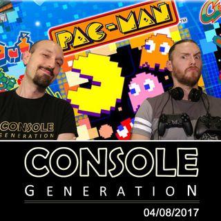 Namco Museum, le news della settimana e altro! - CG Live 04/08/2017