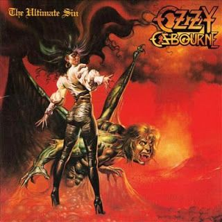 Ozzy Ultimate Sin LP