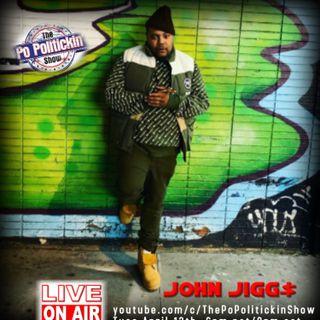 Episode 524 - John Jigg$ @john_jiggs