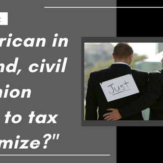 [ HTJ Podcast ] American in Ireland, civil union - how to tax optimize