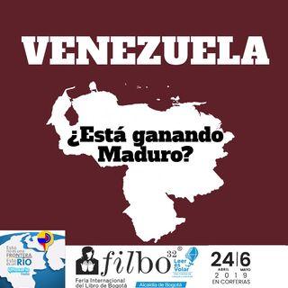 ¿Está ganando Maduro?