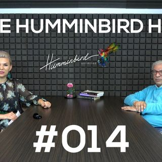 The Humminbird Hub #014 - Dr.Andreas Christodoulides
