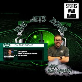 The Jets Zone: Joe Caporoso Interview, Joe Douglas insight