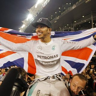 Sir Lewis Hamilton CBE