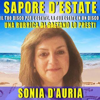 32) Sonia D'AURIA: a Berlino nell'estate che cambio la Storia