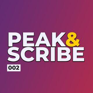 Peak & Scribe 002 - Philly Homestand Weekend