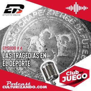 E4 • Las tragedias en el deporte • Historia Deportiva