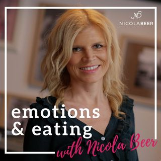 #21 Is Fear and Anxiety Behind Your Eating Problems - Stop Emotional Eating. Healthy Eating Podcast
